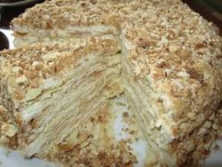 как приготовить торт напалеон готовим дома фото