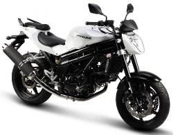 Корейский мотоцикл