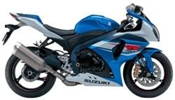Мотоцикл Сузуки